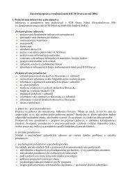 Záverečná správa o realizácii aktivít ICM Orava za rok 2004: 1 ...