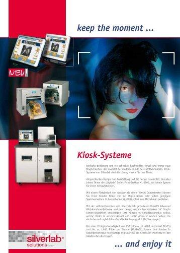 Kiosk-Systeme - Silverlab Solutions GmbH
