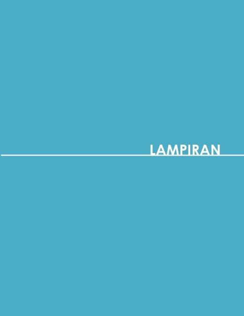 LAMPIRAN - Kementerian Kerja Raya Malaysia