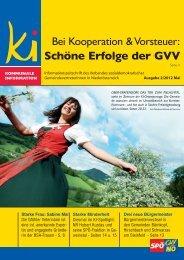 Schöne Erfolge der GVV - SPÖ Gemeindevertreterverband NÖ