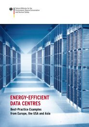 EnErgy-EfficiEnt Data cEntrEs - Borderstep