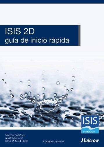 ISIS 2D - Halcrow
