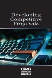 Grants Resource Center Proposal Development Handbook (PDF)