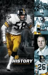 History - Steelers