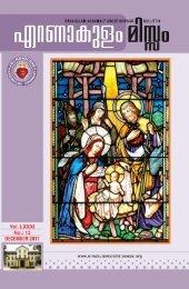Missam August 2011_Print Order CTP - Archdiocese of Ernakulam ...