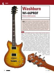 washburn wi66 prof - Music Info