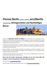 _Mastermodul_Klimagerechtes und Nachhaltiges Bauen - Beuth ...