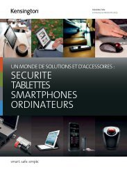 SECURITE TABLETTES SMARTPHONES ORDINATEURS - Net