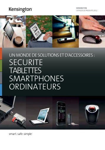 SECURITE TABLETTES SMARTPHONES ORDINATEURS - Net
