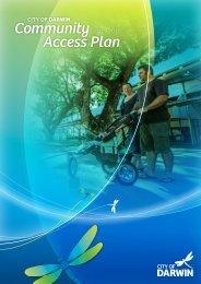 Community Access Plan - Darwin City Council