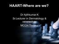HAART-Where are we? - Similima
