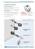 N GE DÃœBEL-SCHE L A L L E - SINA Befestigungssysteme - Page 2