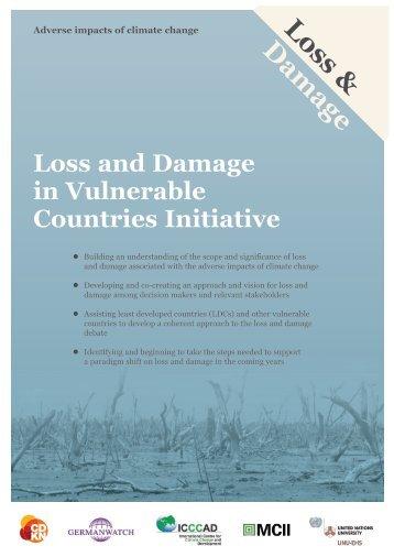 Loss & Damage - CDKN Global