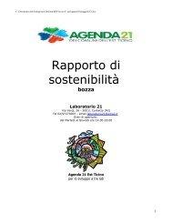 L'Ambiente ieri - Agenda 21 Est Ticino