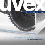 (Fußschutz) (PDF) - UVEX SAFETY