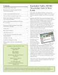 February 2008 - Kankakee Valley REMC - Page 2