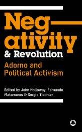 adorno and political activism