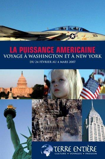 télécharger la plaquette du voyage (format pdf) - Terre Entiere