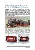 Conversión a tres carriles de una BR53 de Fleischmann - Page 2