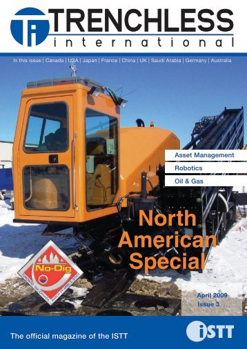 North American Special - Trenchless International