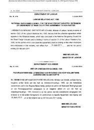 Page 1 8 No. 33242 GOVERNMENT GAZETTE, 4 JUNE 2010 ...