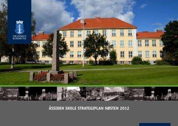 Strategiplan høsten 2012 - Drammen kommune