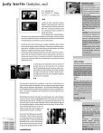 judy berlin eric mendelsohn the nine lives of tomas ... - Cinéma Nova - Page 4