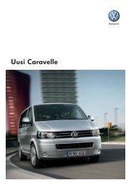 30354 caravelle flyer_FIN.qxp - Volkswagen Hyötyautot