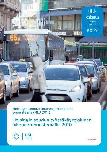 HLJ- katsaus 3/11 - HSL