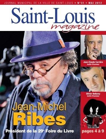 Saint-Louis magazine n° 31 en pdf
