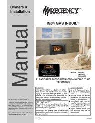 Regency IG34 owners & instal manual.pdf