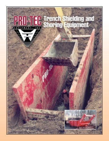 Aluminum Trench Shields - Trench Safety