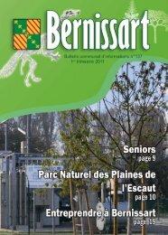 format PDF - Bernissart