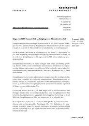 8. august 2008 J.nr.: 1021-18 Eksp.nr.: 41123 SSH-EKN Afgørelsen ...