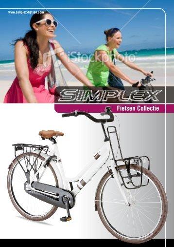 Download de Simplex catalogus - Simplex Fietsen