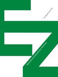 GB 2010 - Kehrichtverwertung Zürcher Oberland