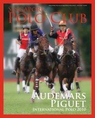 Audemars Piguet - Singapore Polo Club