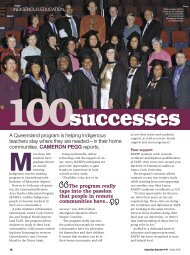 100 successes - Australian Education Union