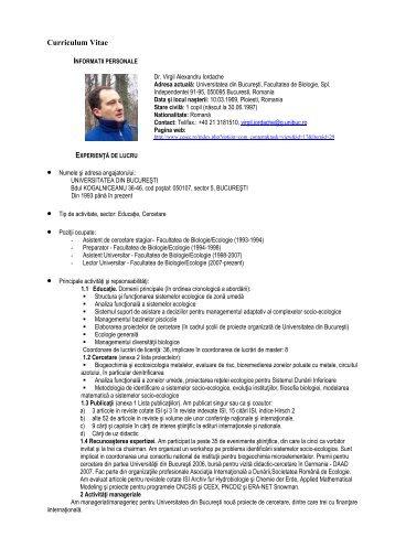 CV complet pdf - CESEC