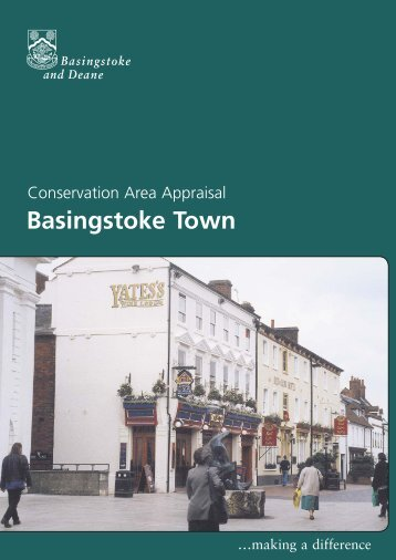 Conservation Area Appraisal for Basingstoke Town