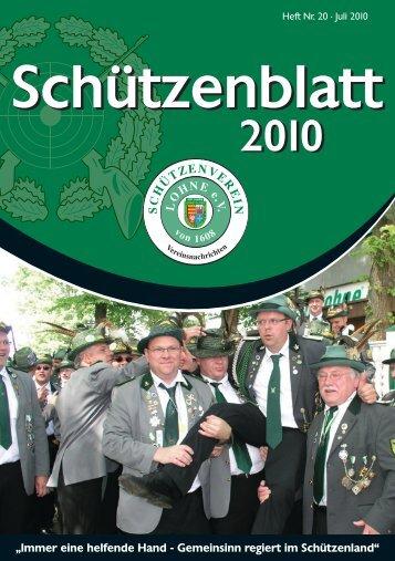 Wir wünschen dem Lohner Schützenverein und den Lohner ...