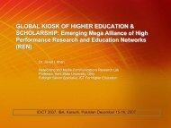 GLOBAL KIOSK OF HIGHER EDUCATION & SCHOLARSHIP ...