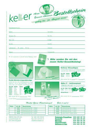 Lagerungsmaterial Seite 11 - Simon Keller AG