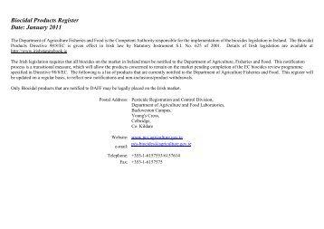 Biocidal Products Register Date - Pesticide Control Service (PCS ...