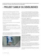 NYT om erhvervet døvblindhed 2007 nr. 3 - Page 4