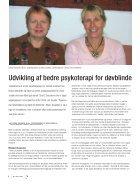 NYT om erhvervet døvblindhed 2007 nr. 3 - Page 6