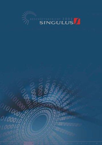 Lagebericht - Singulus Technologies AG