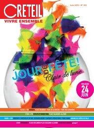 Vivre Ensemble Juin 2012 - Créteil