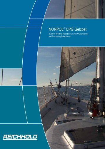 NORPOL® CPG Gelcoat - Reichhold
