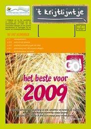 t Krijtlijntje 2008 nr 04 (okt-nov-dec) - Scholengroep Rivierenland